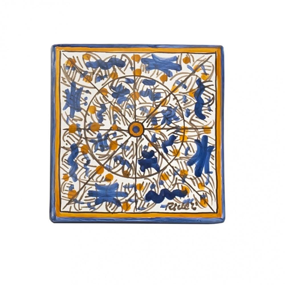 blu arancio